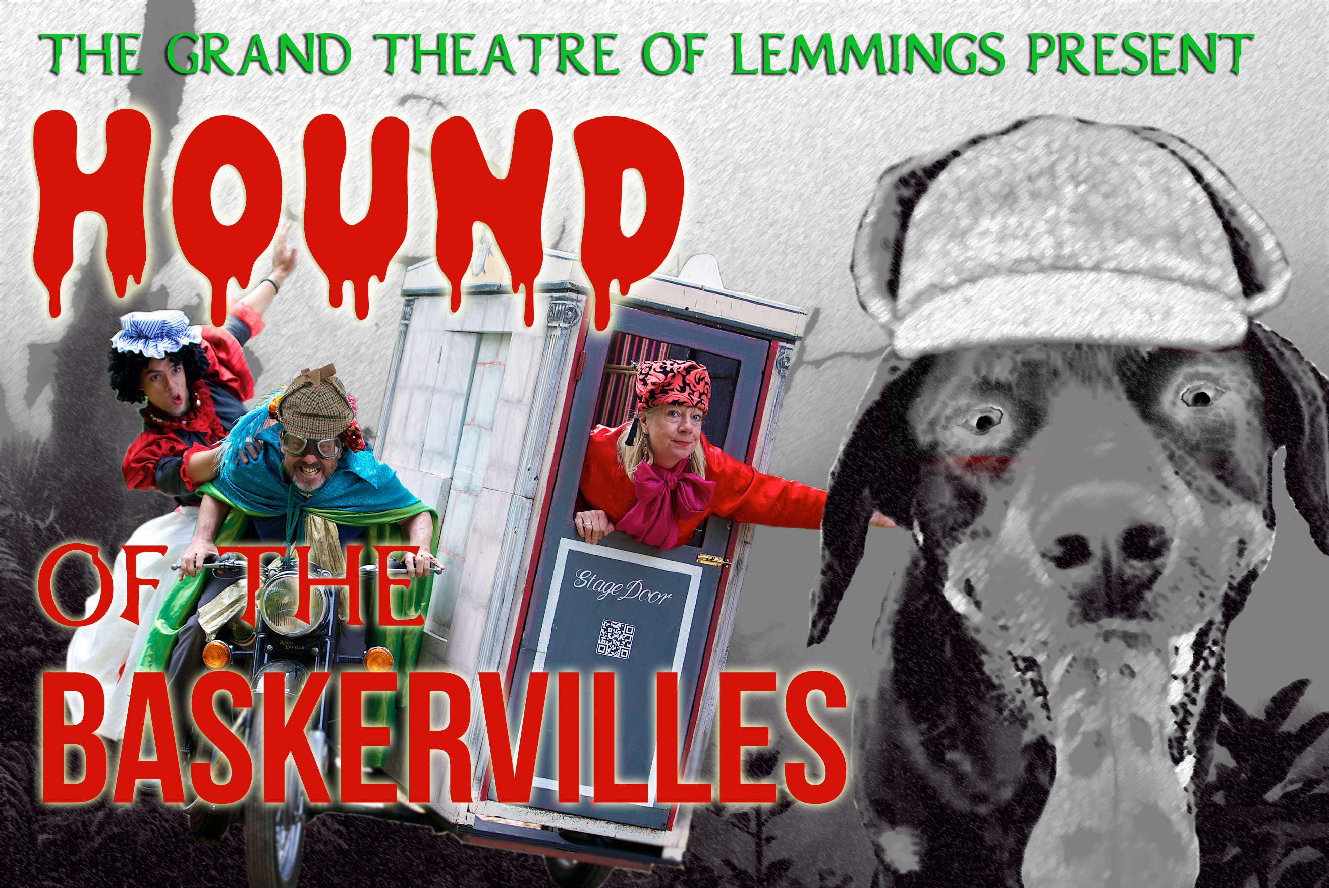 Hound of the Baskervilles image